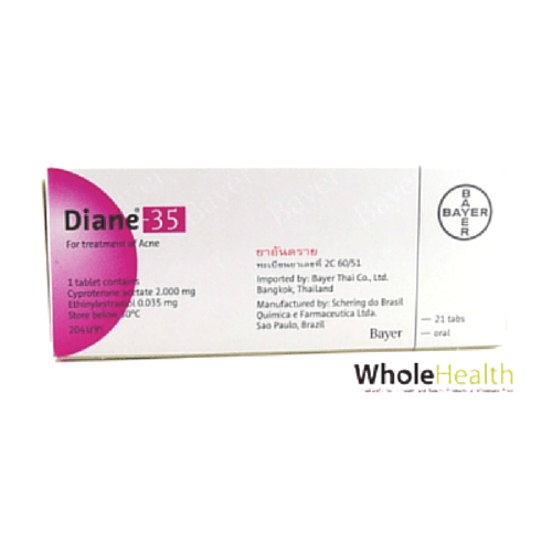 Diane Pills 3 Boxes The Pill And Co